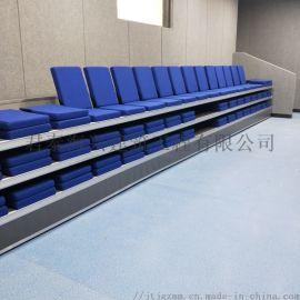 体育场馆伸缩看台座椅