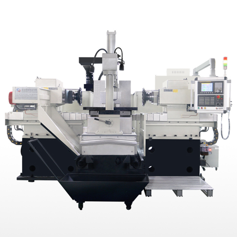 TH1000NC数控精密型双面铣床