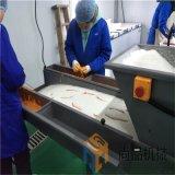 嫩鸡柳裹浆裹糠生产线 黄金香酥鸡柳裹糠机器