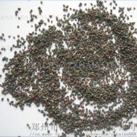 厂家直销喷砂用天然磨料石榴石