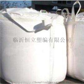 灰色pp吨袋1吨方形集装袋桥梁预压吨包