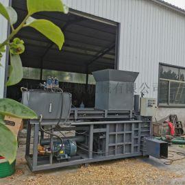 自动打捆机青贮黄储压块机秸秆牧草打包机