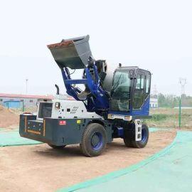 乡村公路用混凝土搅拌车 4方混凝土搅拌运输车