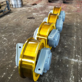 厂家直销500驱动车轮组 铸钢车轮组