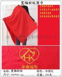 西安廣告衫廠家西安圍巾定製年會聚會長鬚羊絨紅圍巾可定製logo