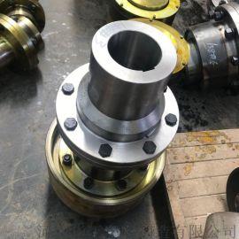 生产各种系列联轴器 双齿直接锥接制动轮联轴器