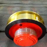 500*150天車輪組 起重機行走輪 電動平車輪組