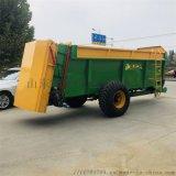 湿粪撒粪车 全自动牛粪撒粪车 发酵有机肥撒粪车