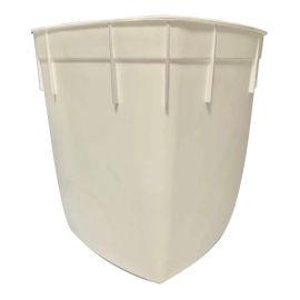 4L大容量塑料雪糕盒 可定制模内贴分享装雪糕盒