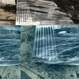 杭州友佳加工中心专用导轨防护罩 伸缩式不锈钢防护罩