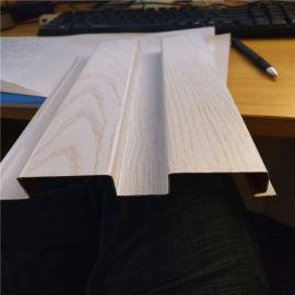 60x20仿木纹长城板 收银台木纹热转印长城板