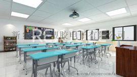 课桌椅定做 生产厂家直销 学生升降课桌椅