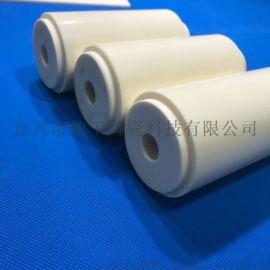 厂家加工陶瓷柱塞耐磨耐腐蚀精密陶瓷轧辊粉碎机耐磨机械陶瓷配件