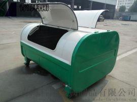 钩臂垃圾箱 垃圾车 密封式垃圾车 大型垃圾桶