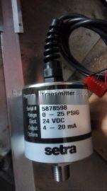美国西特压力传感器Model 206