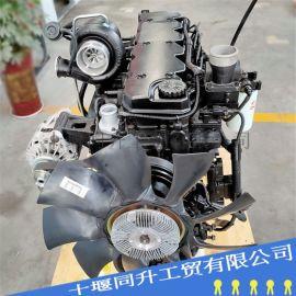 进口康明斯QSB6.7 抓斗机康明斯发动机总成