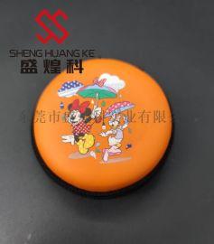 广州定制个性图案硅胶小礼品 A3彩色打印机