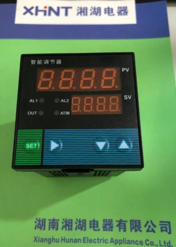 湘湖牌TR2000-C智慧操控裝置查看