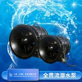 QGWZ湿定子结构全贯流潜水泵厂家选型报价