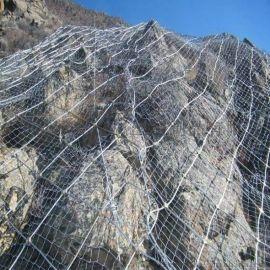 湖北厂家供应国标包塑边坡防护网 包安装 全国施工
