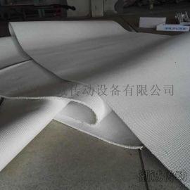 无缝环形全棉帆布带接头 全棉食品帆布输送带
