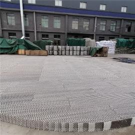 吸收塔用SM250規整填料 不鏽鋼孔板波紋填料