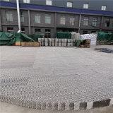 吸收塔用SM250规整填料 不锈钢孔板波纹填料