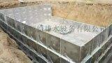 地上式装配BDF箱泵一体化水箱包安装