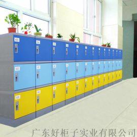 ABS塑料书包柜|学生环保书包柜生产厂家