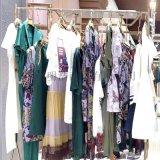 上海一二線品牌折扣女裝試依試新品夏裝貨源市場
