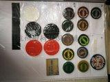 滴塑標、矽膠、其他類注塑標