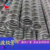 PE金属波纹管 桥梁用金属波纹管 圆型金属波纹管