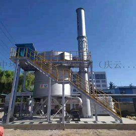 A级企业治理VOCs沸石转轮分子筛蓄热燃烧系统