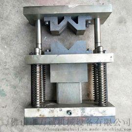 不锈钢冲孔机百叶窗液压冲床全自动钢管高速数控开孔机