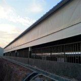定制猪场卷帘布 防水养猪场
