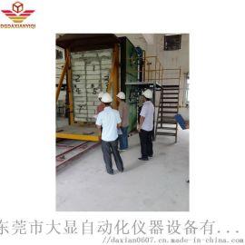 建材构件耐火垂直炉厂家介绍操作流程