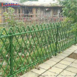 不锈钢仿竹隔离护栏 景观园林篱笆栅栏围栏