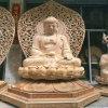 木雕工艺厂昌东木雕佛像厂家,大型木雕佛像生产厂家