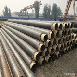 供暖聚氨酯保溫管 預製直埋保溫螺旋鋼管