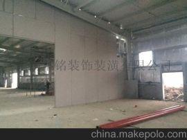 无锡厂房机械厂防火墙防火板
