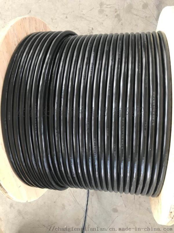 特种电缆YGZ/12*0.75硅橡胶防水电缆厂家
