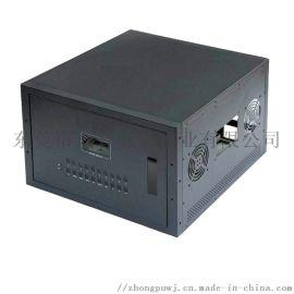 钣金加工众普五金铝型材机箱机柜外壳加工定制折弯成型