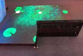 led互动地砖屏抖音网红舞台5d动态地面led地板