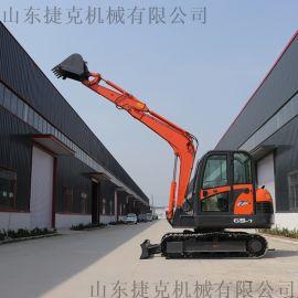 河南小型挖掘机 多功能小挖机 捷克 微型履带挖掘机