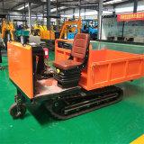 华科生产 液压手扶式履带运输车 全地形履带运输车