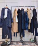 品牌折扣女装撒尼秋装大码棉麻女装连衣裙货源供应
