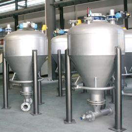 气力输送系统、粉体粒状固体物料板运