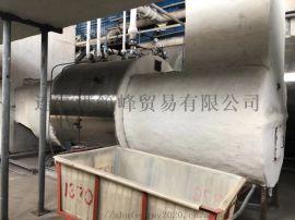 出售1200万燃气导热油锅炉2018年
