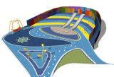 不鏽鋼滑梯廣東兒童樂園遊樂設備整場設計定製