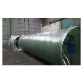 霈凯化粪池 排污化粪池 玻璃钢制品化粪池